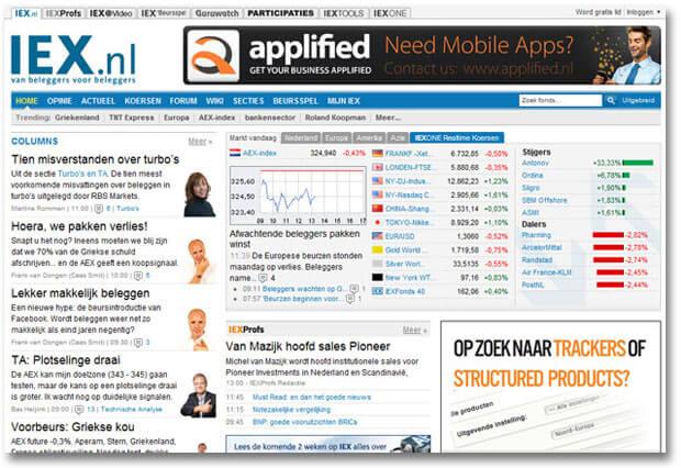 IEX.nl