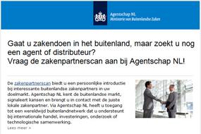 Agentschap NL   Internationaal zakendoen