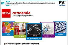 HEMA   HEMA academie