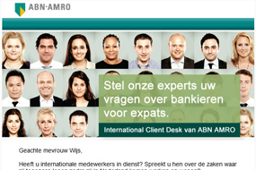 ABN AMRO   Expats