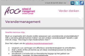 AOG   Verandermanagement