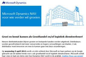 Microsoft   Dynamics NAV ERP