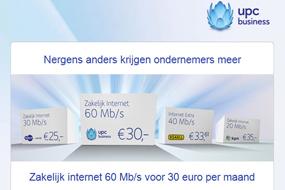 UPC Business   Zakelijk Internet