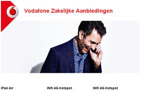Vodafone   Zakelijke Aanbiedingen