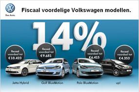 Volkswagen   Investeringsaftrek (14%)