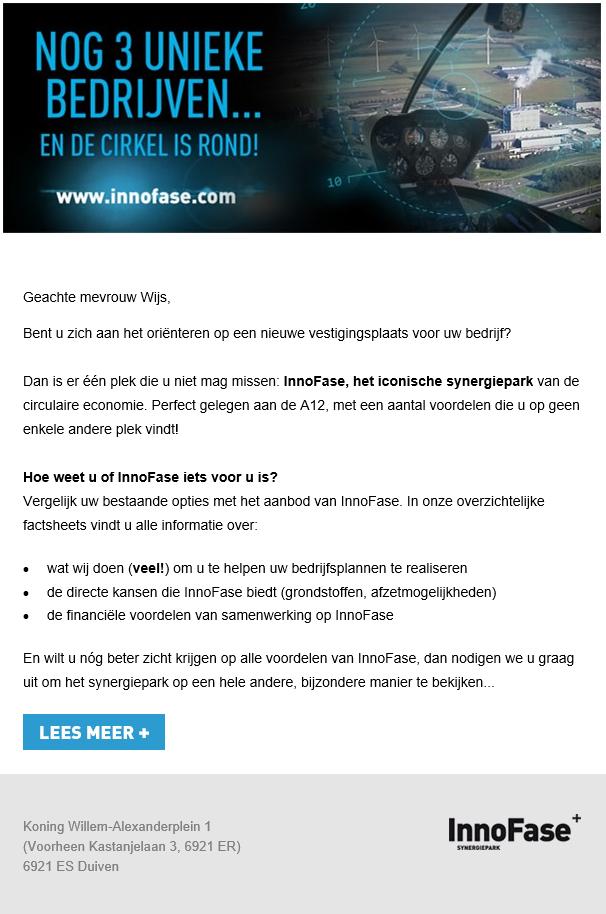 InnoFase   Synergiepark