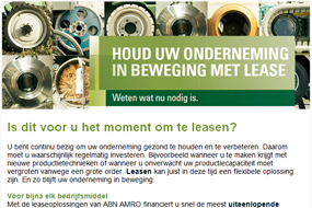 ABN AMRO | Lease