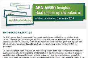ABN AMRO | Visie op Sectoren