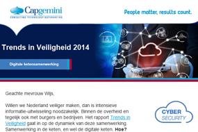 Capgemini | Trends in Veiligheid