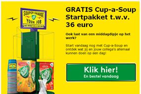 Cup-a-Soup | Startpakket