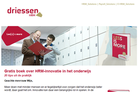Driessen | HRM-innovatie