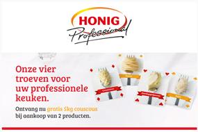 Honig Professional | Couscous