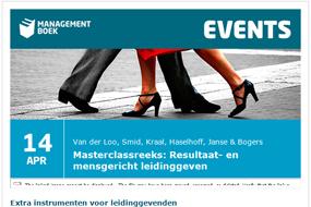 Managementboek   Masterclass