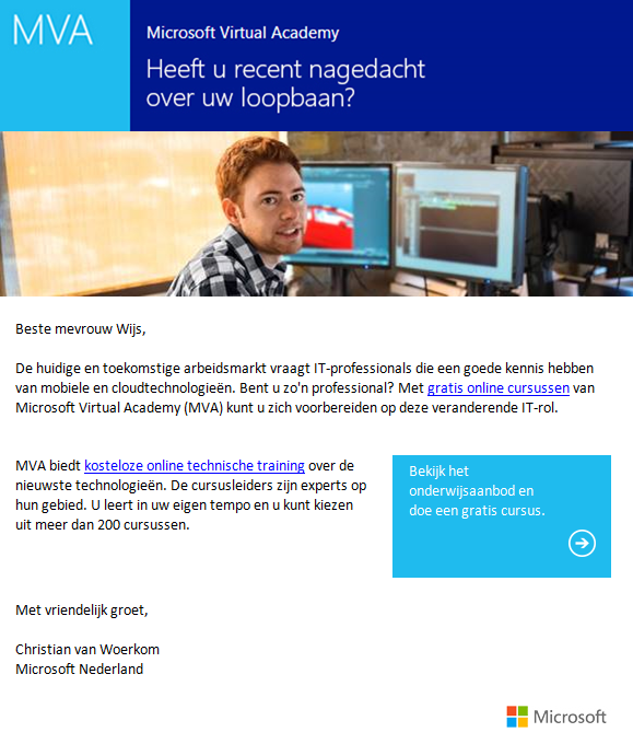 Microsoft | Virtual Academy