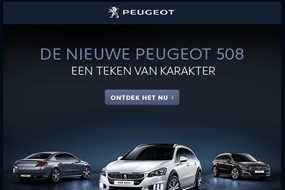 Peugeot | 508 preview