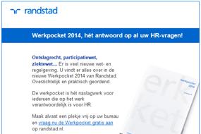 Randstad | Werkpocket