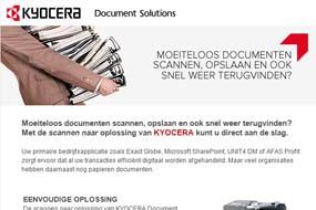 Kyocera | Scannen naar