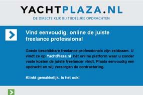 YachtPlaza.nl | Freelance