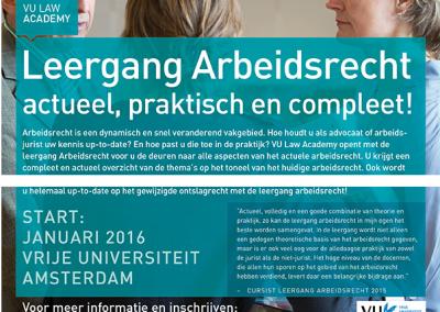 VU Law | Arbeidsrecht