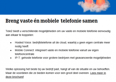 T-Mobile | mobiele dekking