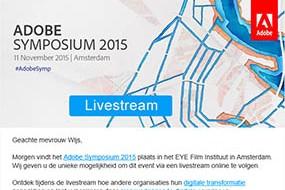 Adobe | Symposium 2015