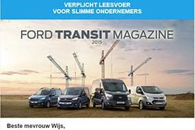 Ford | Transit portfolio