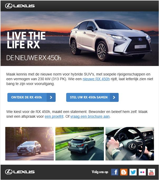Lexus | RX450