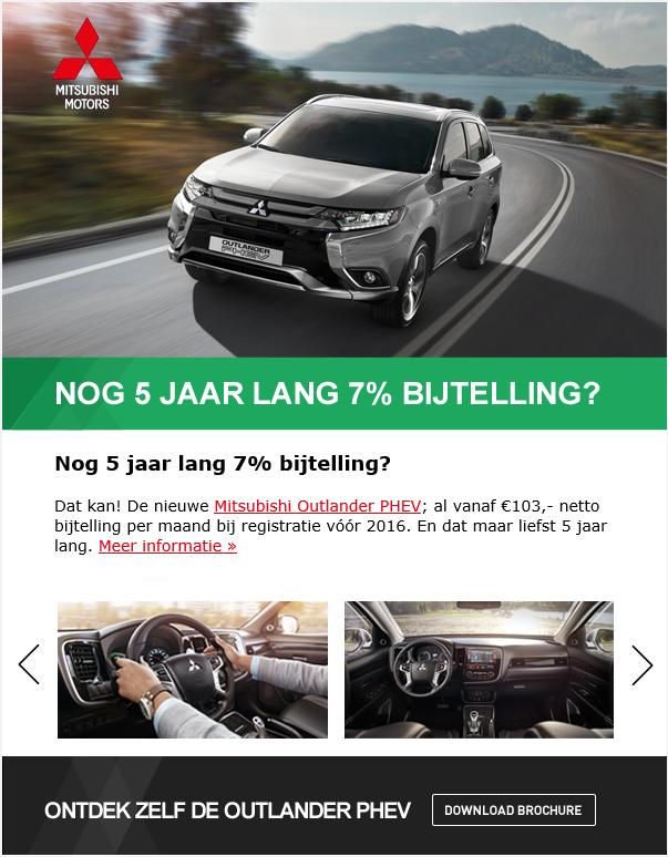 Mitsubishi | Outlander PHEV