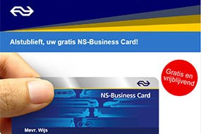 NS | Business Card