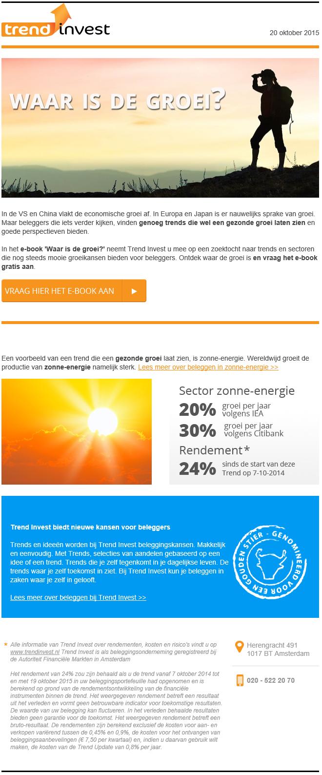 TrendInvest | E-book