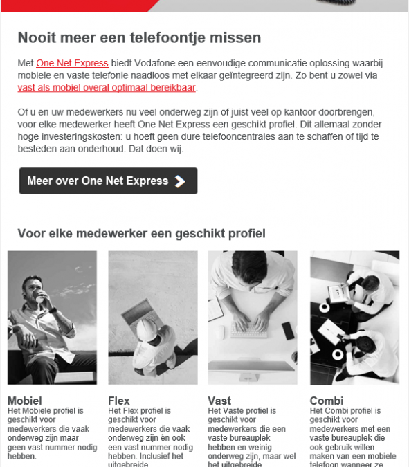 Vodafone | Onenet Express