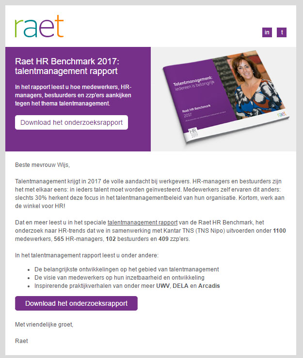 Raet | Talent Management