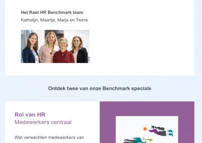 Raet | HR Benchmark