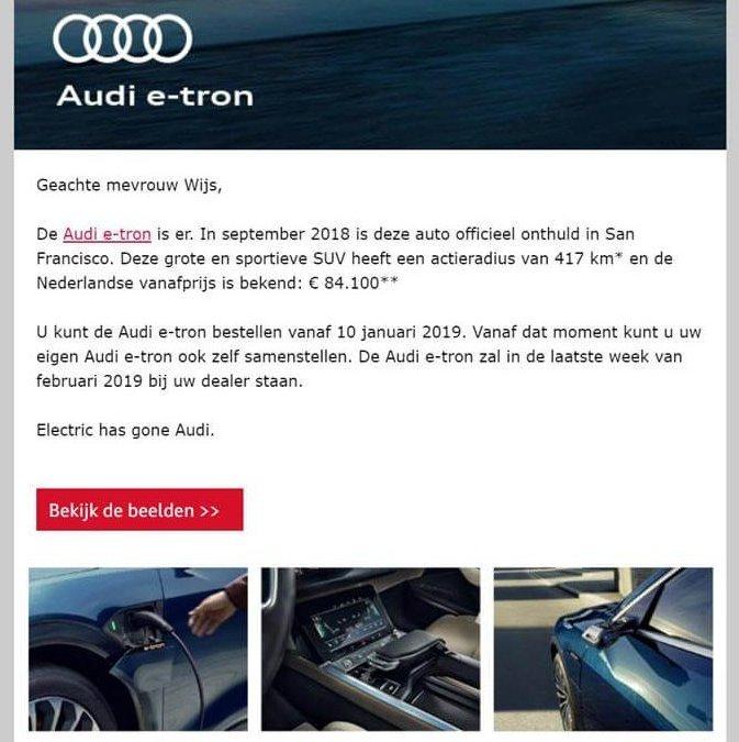 Audi | e-tron