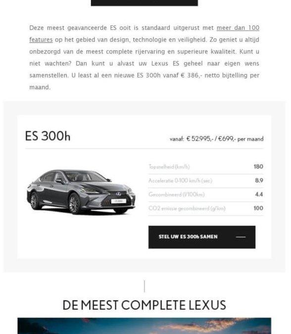 Lexus | ES