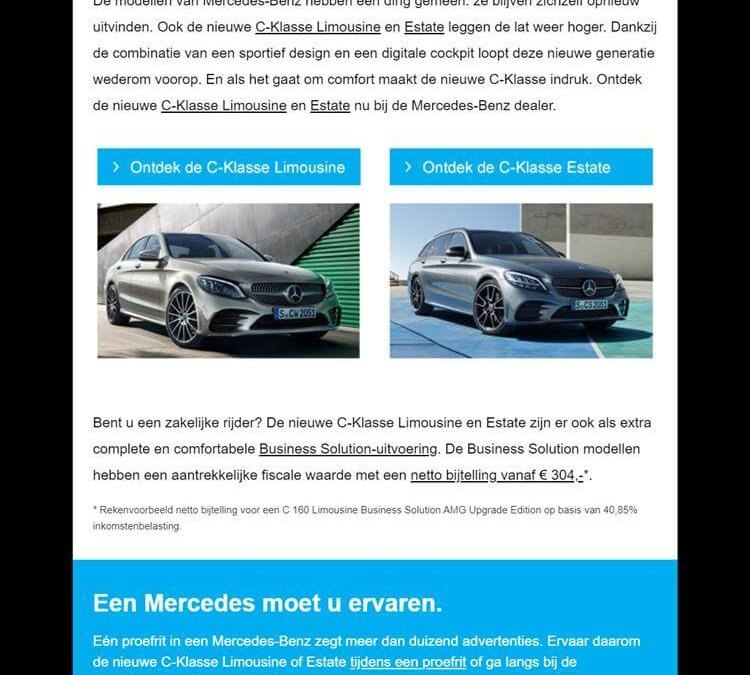 Mercedes | C-klasse