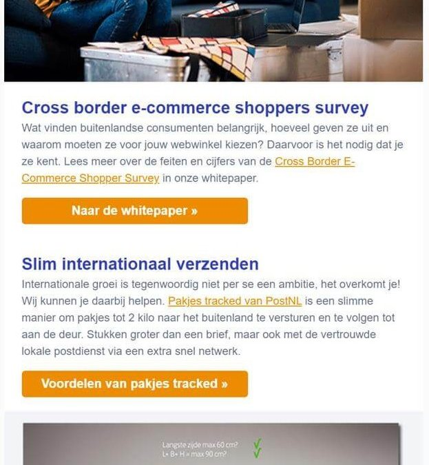 PostNL | Internationaal