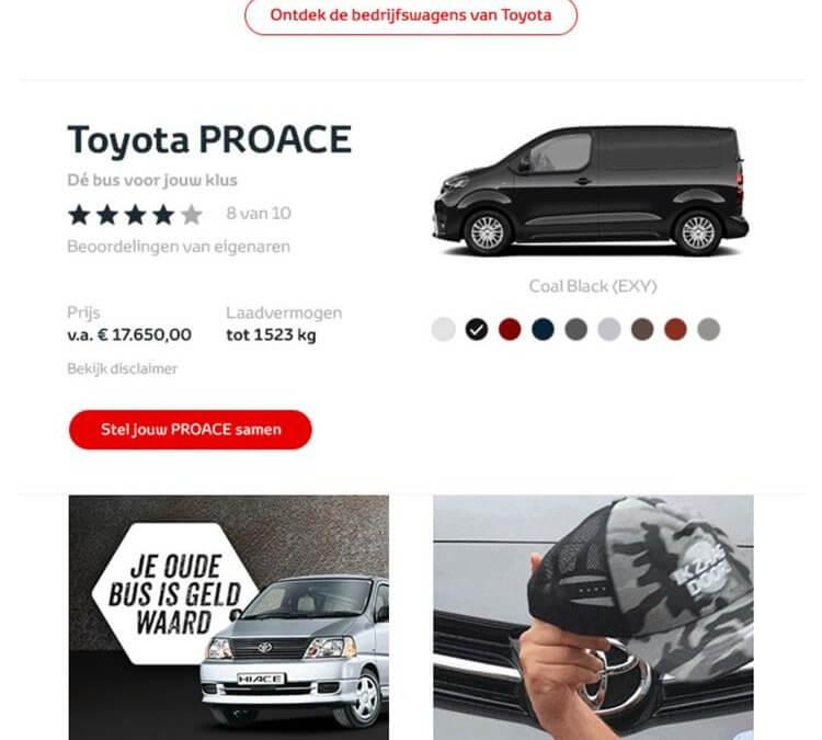 Toyota | Proace